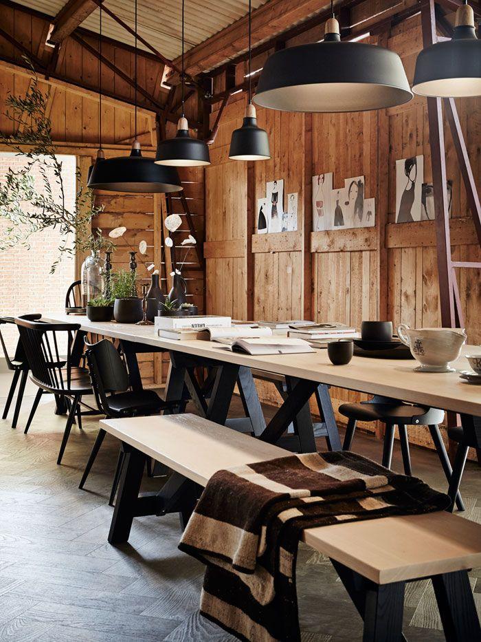 Huis inspiratie 12x natuurlijk hout interieurtrends for Interieur hout